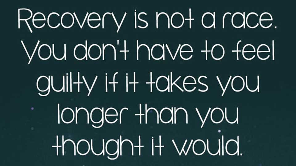 recovery-is-not-a-race
